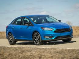ford focus model years ford focus sedan models price specs reviews cars com
