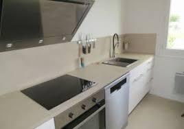plan de travail cuisine effet beton beton ciré sur plan de travail cuisine sympa cire beton castorama