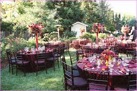 wedding ideas for fall backyard wedding ideas for fall outdoor goods