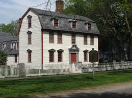 Dwight House Old Deerfield Ma