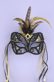 black and gold masquerade masks get black gold masquerade mask with lace feathers caufields