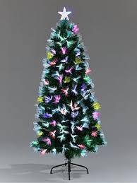 christmas trees artificial u0026 traditional littlewwods ireland