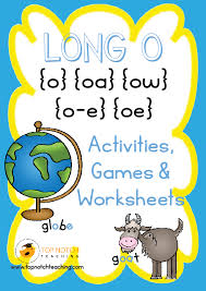 long o words activities games u0026 worksheets top notch teaching