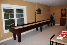 Sloan Shuffleboard Tables Traditional Family Room Detroit - Family room tables