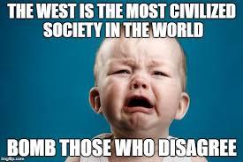 Crying Baby Meme - baby crying meme generator imgflip