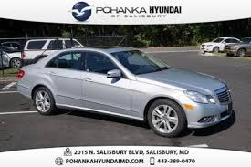 mercedes dealers in maryland used mercedes e class for sale in salisbury md edmunds