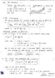 dispense analisi 1 appunti di analisi matematica ii matematica docsity