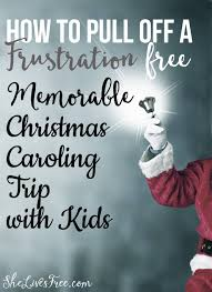 ten tips for christmas caroling with kids holiday activity