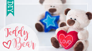 diy toy teddy bear how to make a plush teddy bear youtube