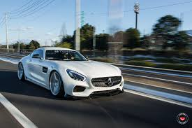 lowered amg hamana japan mercedes amg gt s on vps 314t