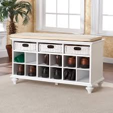 Storage Bench Shop Boston Loft Furnishings Chelmsford Country White Storage