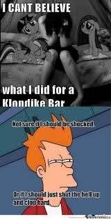 Klondike Bar Meme - rmx klondike bar by codey meme center