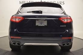 maserati levante white 2017 maserati levante s stock m1742 for sale near westport ct