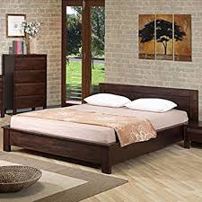 low profile platform bed amazon com pertaining to frames designs