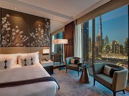 Dubai On A Map Luxury Hotel Dubai With Spa Wifi And View Of The Burj Khalifa