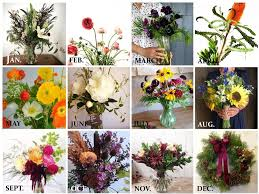 flower of the month club gifts modern west floral company