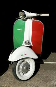 57 best vespa color of the italian flag images on pinterest