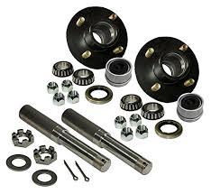 amazon build trailer axle 4 4 bolt hub assembly
