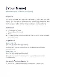 Job Titles For Resume 23 Marketing Resume Templates For Ms Word To Save Hours Of Work