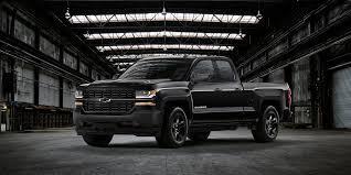special edition trucks silverado chevrolet