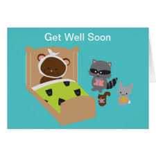 cards for sick friends sick friend greeting cards zazzle