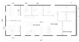 Floor Plan Of Office Building Floor Plans For Commercial Modular Buildings Restroom Buildings