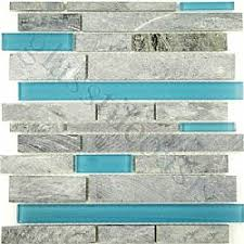 Top  Best Blue Glass Tile Ideas On Pinterest Glass Tile - Teal glass tile backsplash