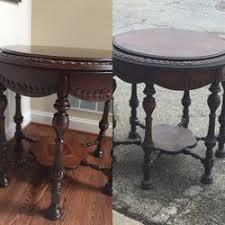 small foyer table ls haines furniture restoration furniture repair 1109 saunders ct