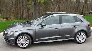 audi a3 e range audi goes electric with the a3 sportback e wheels ca