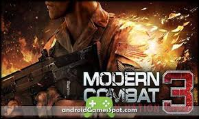 modern combat 3 apk free modern combat 3 fallen nation android free