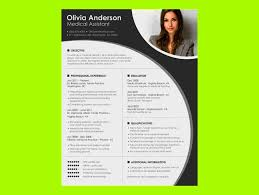 Modern Resume Templates Word Resume Template Newsletter Templates Free Microsoft Word In