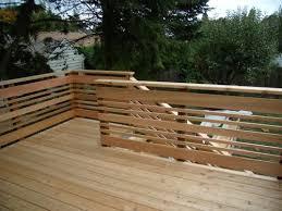 timber deck handrail design google search exterior horizontal deck