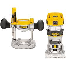 dewalt 230v 1 4 inch combination plunge fixed base router amazon