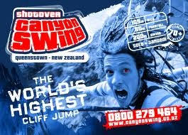 New Zealand Chair Swing 24 Best Thrill Queenstown Adventure Activities Images On