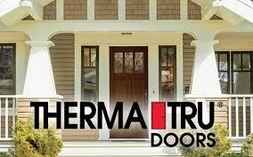 Therma Tru Exterior Door New Replacement Doors Seiffert Building Supplies