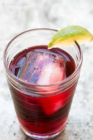 jamaica flower agua de jamaica hibiscus tea recipe simplyrecipes