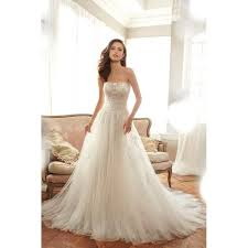 Wedding Dresses Online Shop Style Y11706 By Sophia Tolli Ivory White Tulle Detachable Straps
