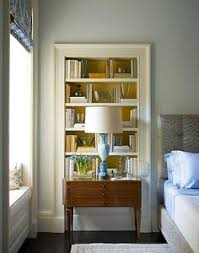In Wall Bookshelves by Three Classic Styled By Katherine Power Classic