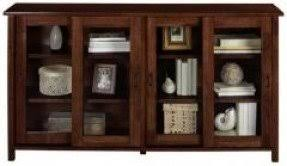 Wide Bookcase With Doors Low Bookcases With Doors Foter