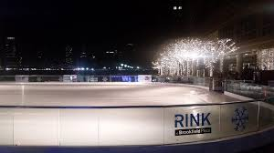 the best ice skating rinks in nyc