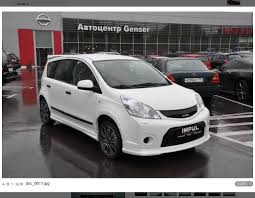 nissan impul 3dtuning of nissan note 5 door hatchback 2008 3dtuning com
