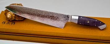 zdp 189 kitchen knives 200 artisan chef knives archive kitchen knife forums