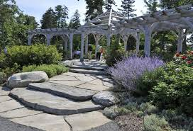 Botanical Garden Maine Coastal Maine Botanical Gardens Terrence J Dewan Associates
