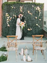 wedding backdrop grass this flower wall designed for a photobooth backdrop designed