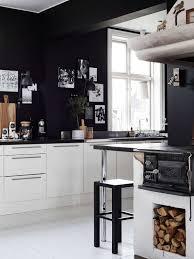 Modern Kitchen Decor Pictures Kitchen Simple Black Kitchen Decor Wall And White Modern Kitchen