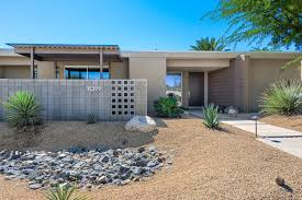 architectural homes stunning architectural home at murano palm springs retro palm