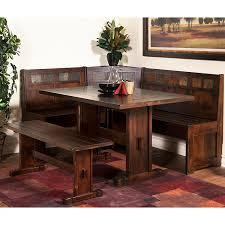 kitchen nook furniture santa fe collection santa febreakfast nook set 0230dc