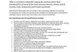 Nfl Resume Sample by Sample Resume Of Graduate Assistant Soccer Coaching Resume