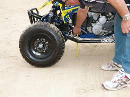 dirt wheels magazine fix it how to align your atv