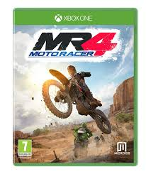 racing games motocross amazon com moto racer 4 xbox one video games